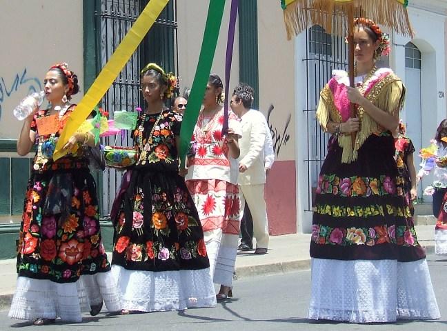 Los huipiles oaxaqueños Ciudad de Oaxaca, Oaxaca, México