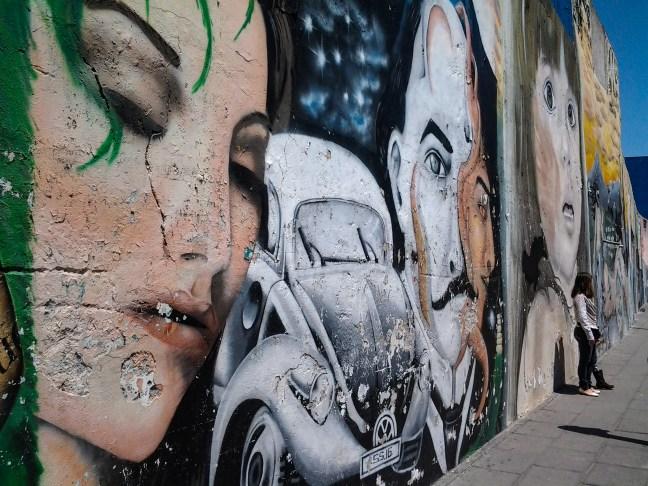 Arte callejero ciudad de Puebla, Puebla, México
