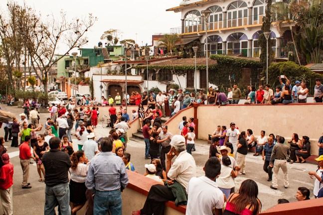 Música y baile Xalapa, Veracruz, México