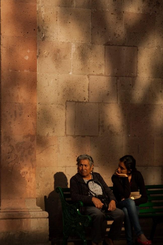 Conversando San Miguel de Allende, Guanajuato, México