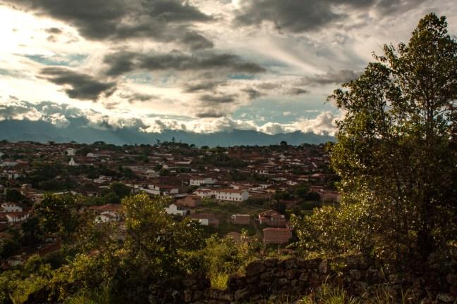 Hacia Barichara Barichara, Santander, Colombia