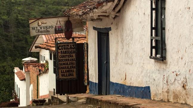 La chocolatería Curiquí, Santander, Colombia