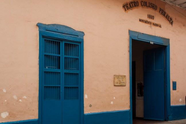 El Teatro Bucaramanga, Santander, Colombia