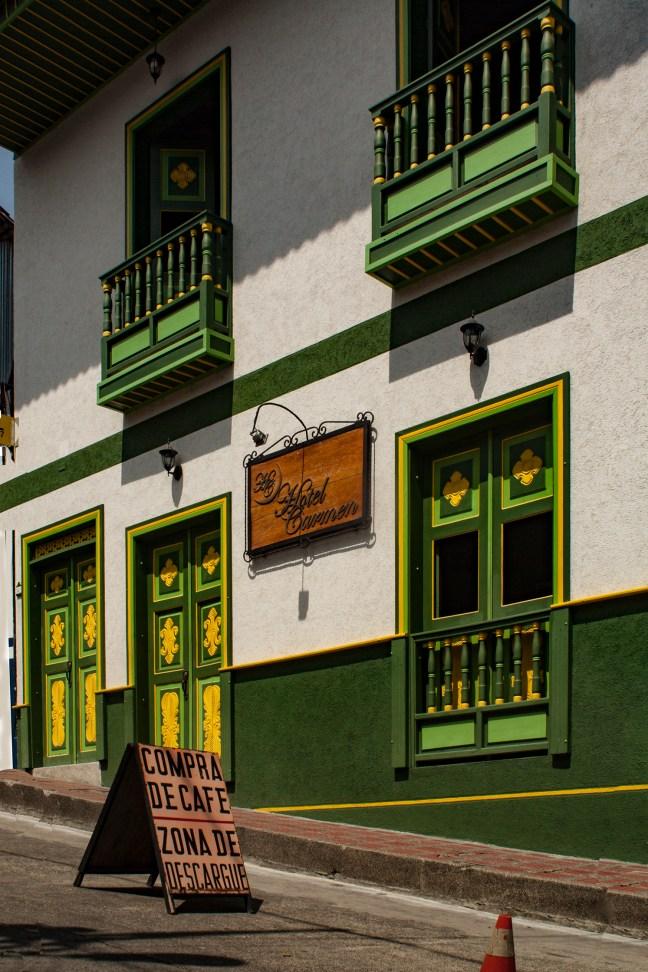 Hotel Carmen Marsella, Risaralda, Colombia