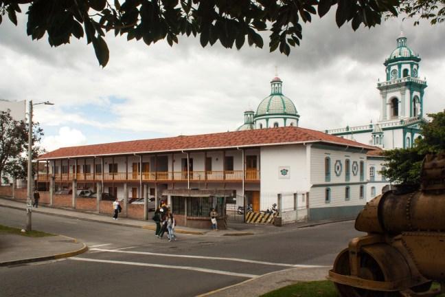 La esquina de San Felipe Pasto, Nariño, Colombia