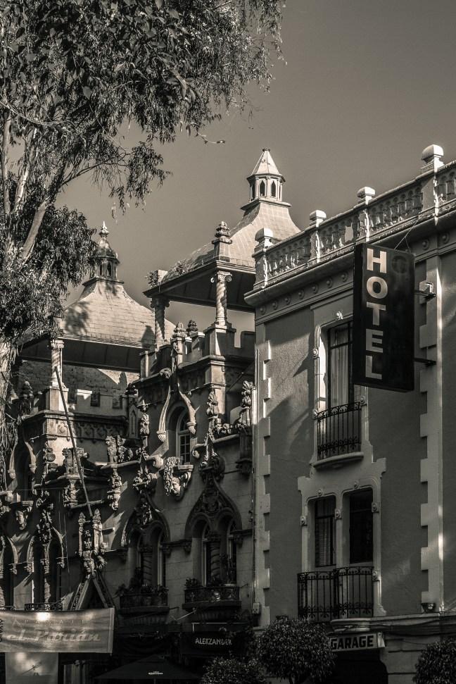 Avenida Alvaro Obregón Colonia Roma, Ciudad de México, México