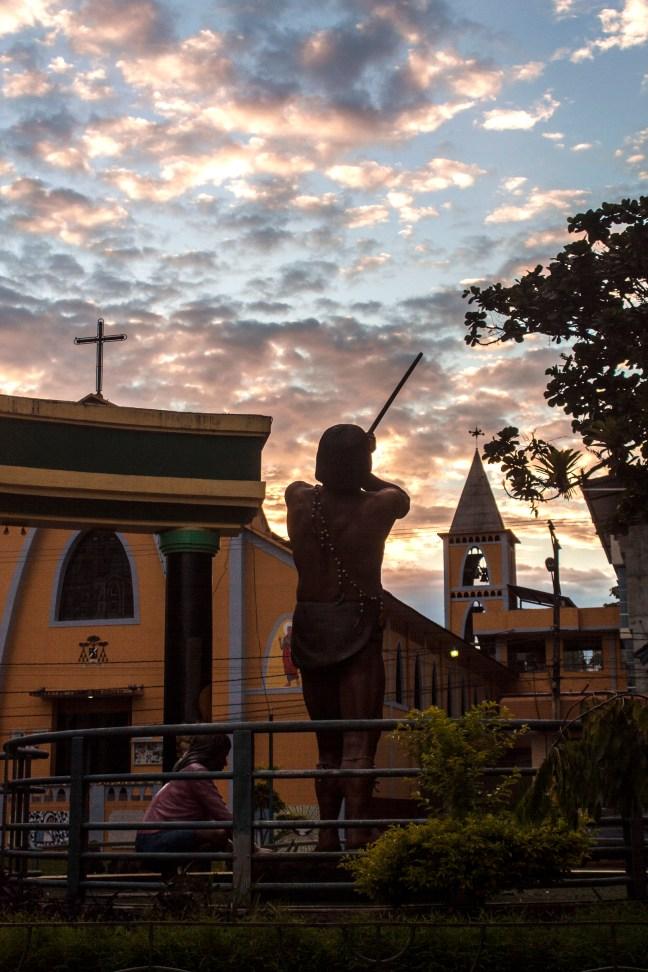 Encuentro de culturas Tena, Provincia de Napo, Ecuador