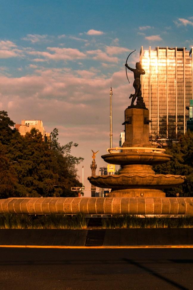 Paseo de la Reforma Ciudad de México, CDMX, México