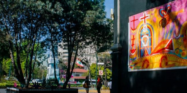 Calles de Polanco Ciudad de Mexico, DF, Mexico