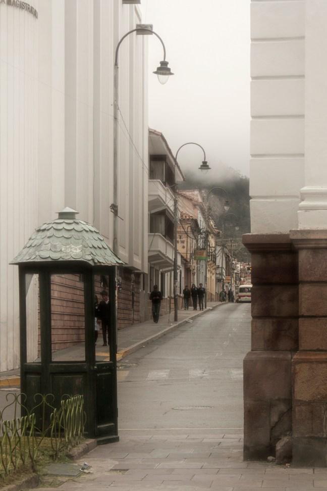La Calle Ravelo Sucre, Chuquisaca, Bolivia