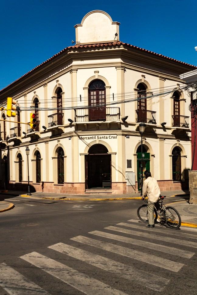 En la esquina ciudad de Tarija, Tarija, Bolivia