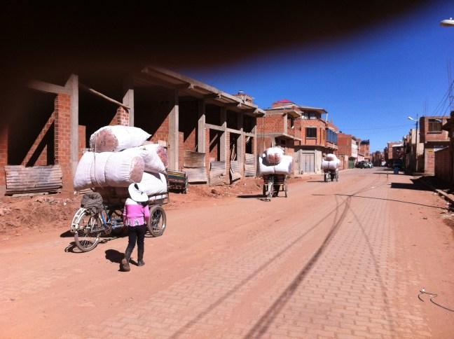 Zona fronteriza Desaguadero, Frontera Bolivia-Perú