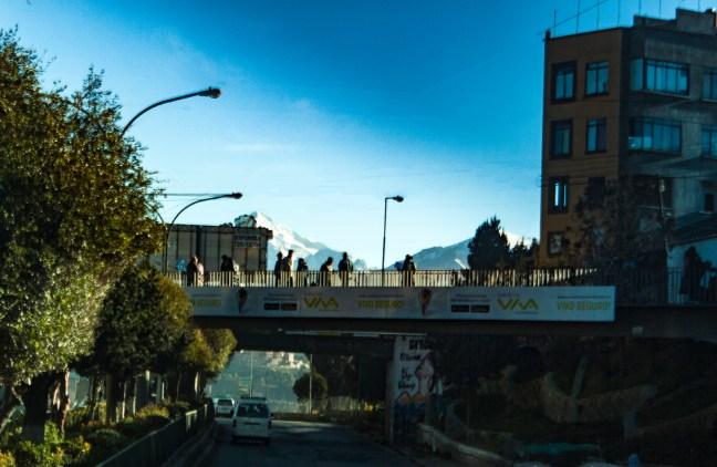 Calles de El Alto El Alto, La Paz, Bolivia