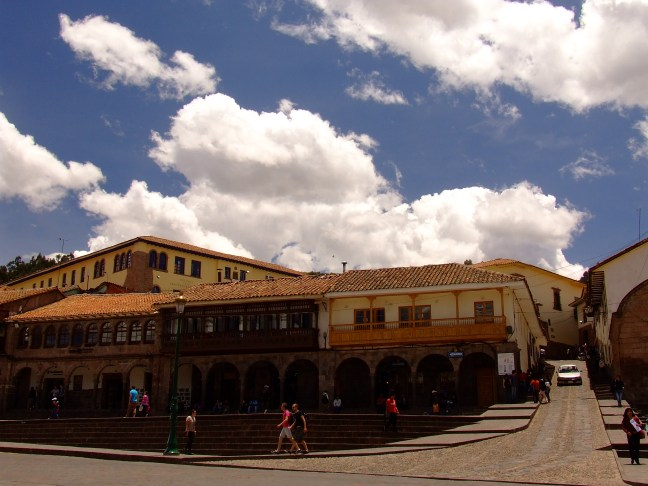 La esquina centro histórico, Cusco, Perú