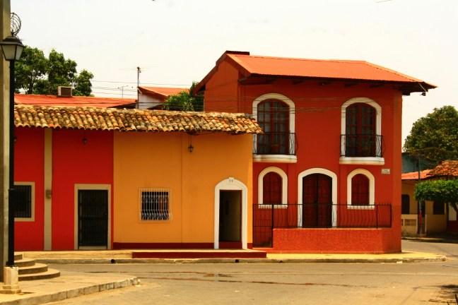Calles de Granada Centro Histórico, Granada, Nicaragua