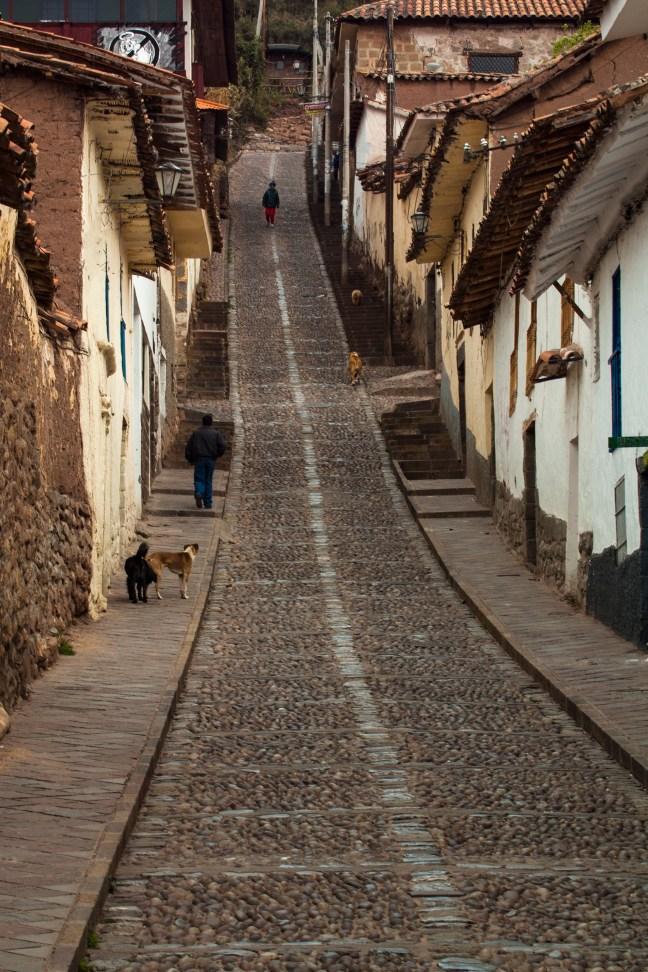 Calles de Cusco Centro Histórico, Cusco, Perú
