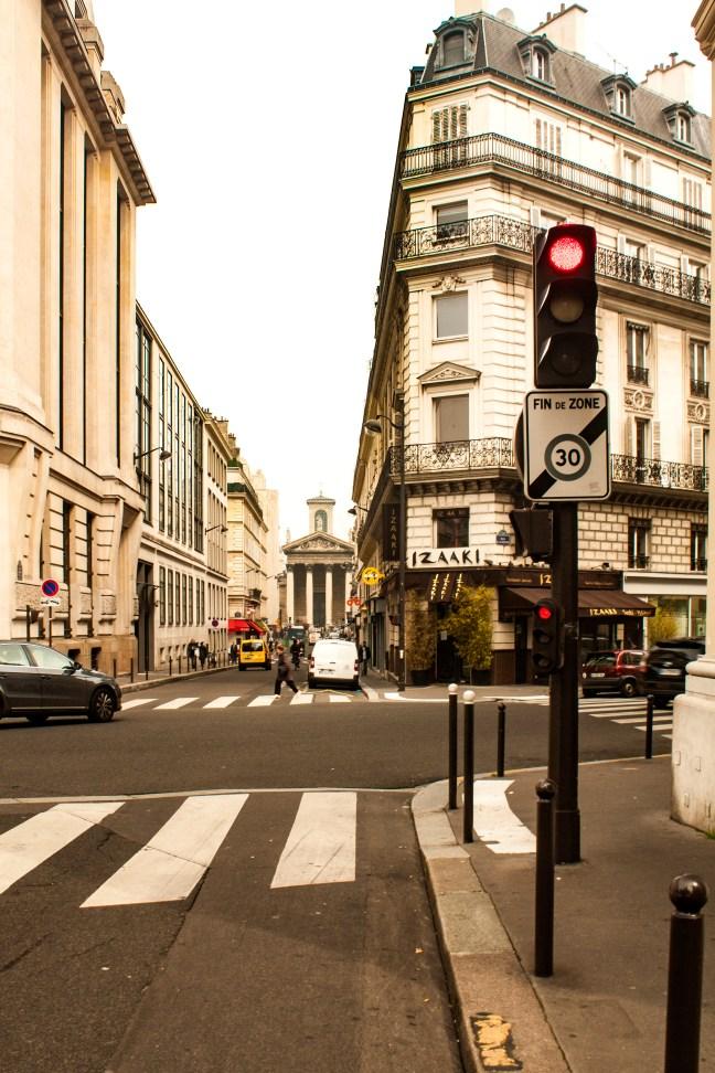La esquina Paris, Francia