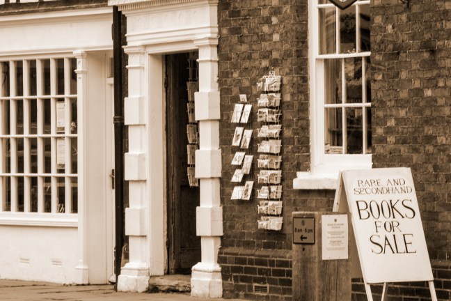 Las antiguedades literarias Stratford-upon-Avon