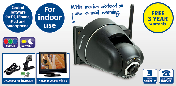 Wireless Security Cameras For Your Home