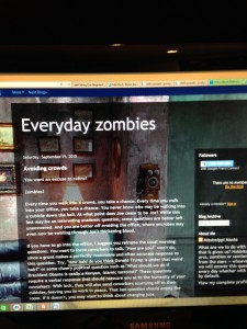 zombie screenshot