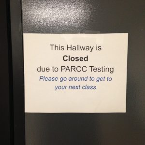 go around PARCC