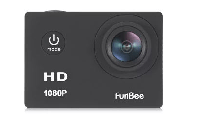 FuriBee F80 HD WiFi Action Camera Review