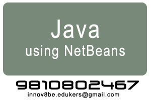 Science Projects - Java using Netbeans