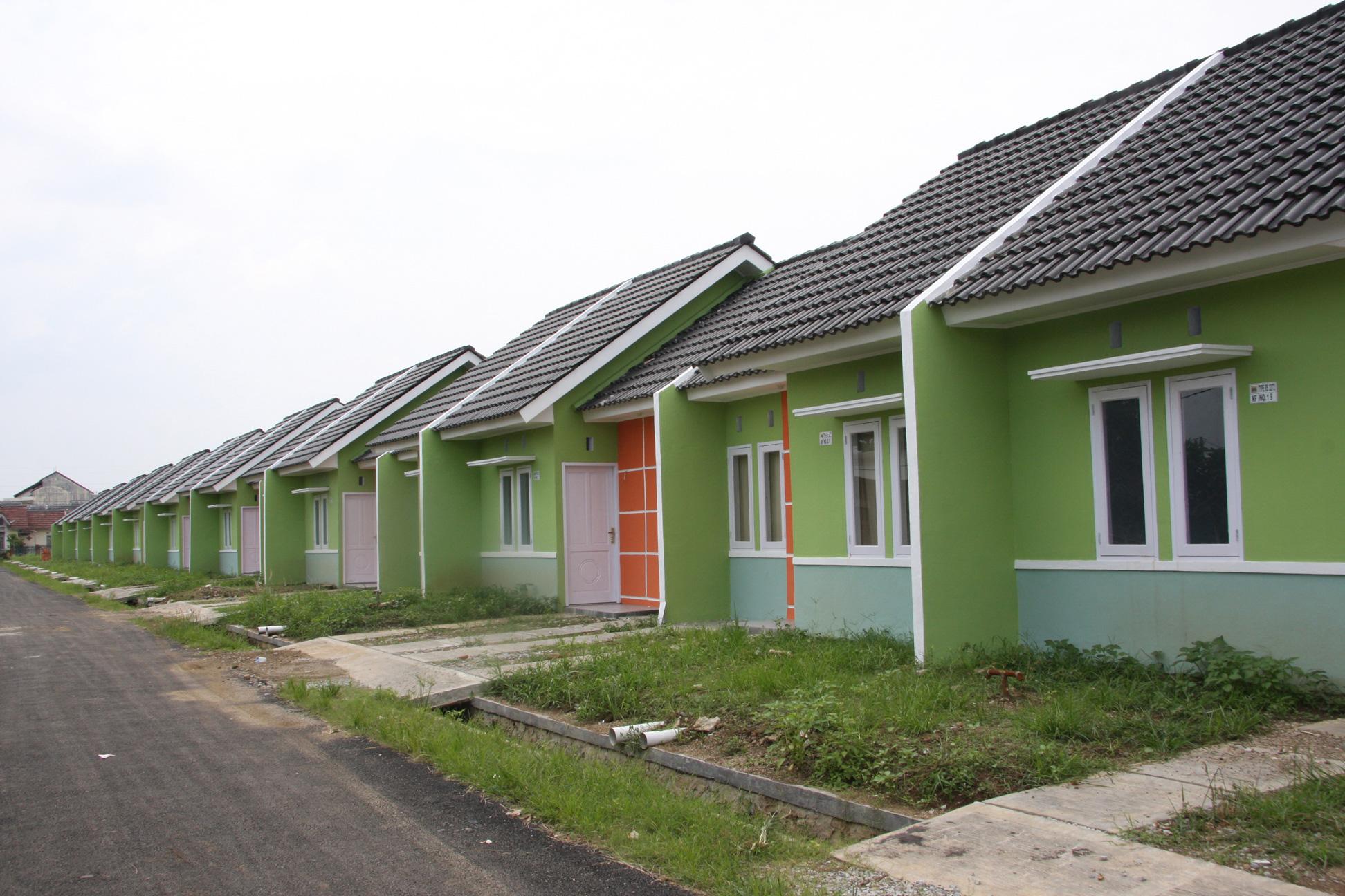 Rumah Murah Subsidi Interior