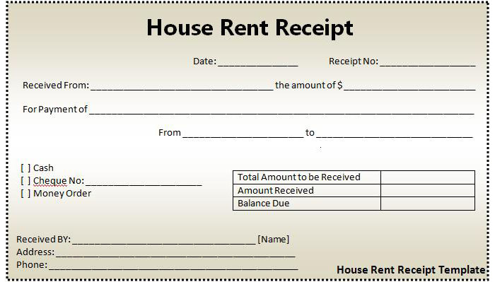 Producing Fake Rent Receipts Wont Help Anymore for Income Tax Returns