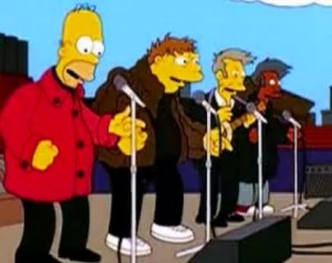 Be Sharps (The Simpsons)