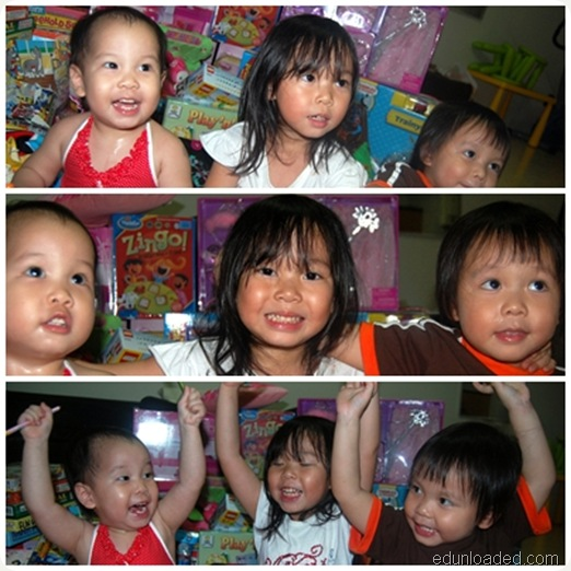kids collage