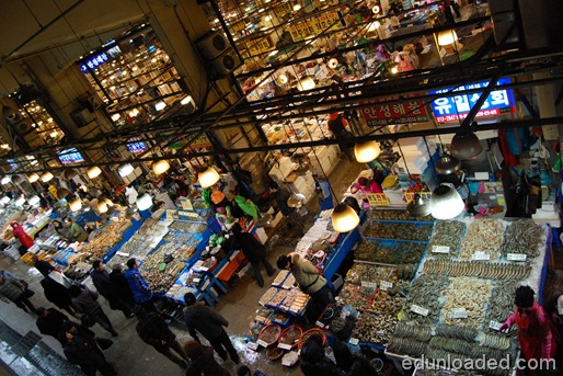 Nooryangjin Fish Market