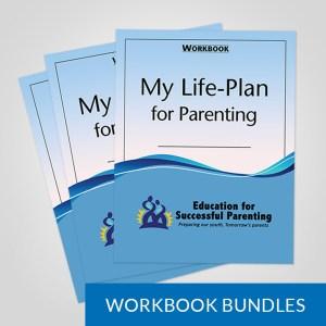 My Life-Plan for Parenting Workbook Bundles