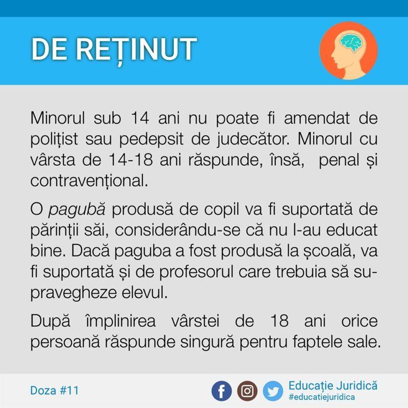 Cand incep amenzile / Foto: www.educatiejuridica.ro