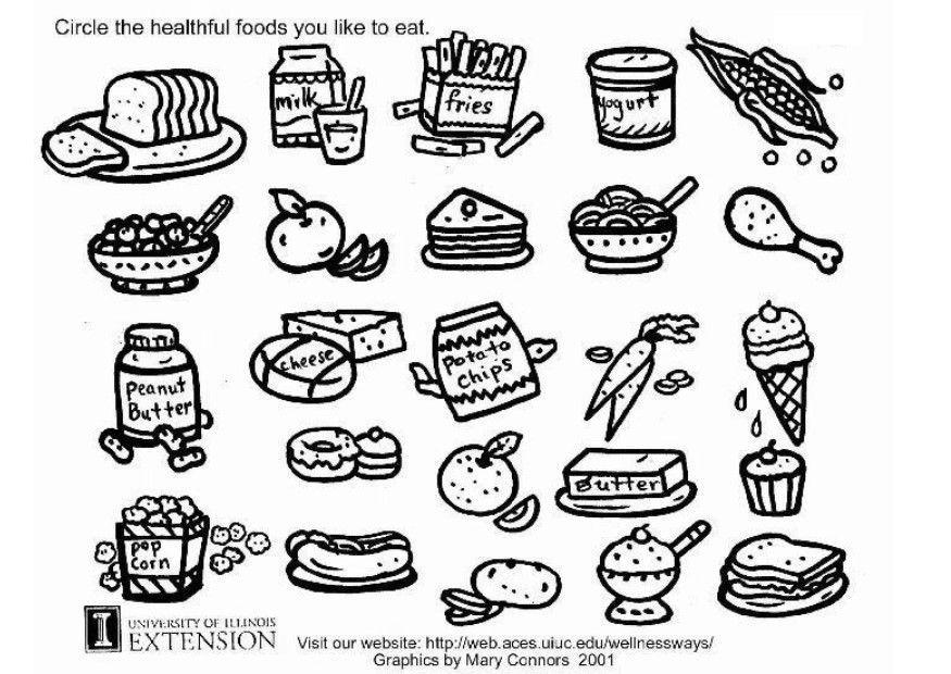 Healthy Alternatives Fast Food