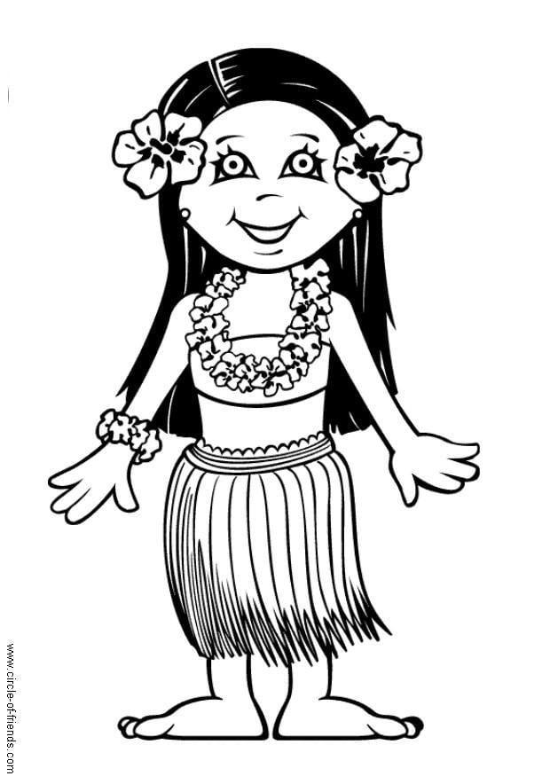 And White Black Flower Border Cartoon