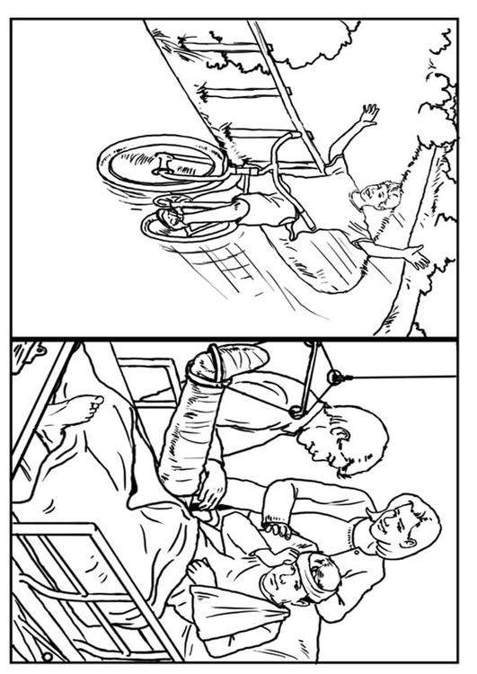 GUN SAFETY COLORING SHEET « Free Coloring Pages