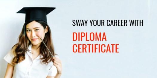 diploma certificate