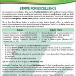 Trust Bank Limited jobs Opportunity 2016