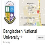 National University Honors 1st Year Admission Circular 2016 Result