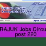 Rajdhani Unnayan Kartripakkha RAJUK Jobs Exam Result 2016