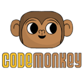 coding for kids - code monkey logo