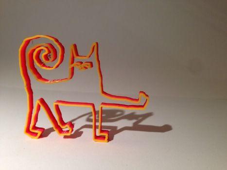 doodle 3d printing