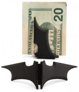 money clip batman 3d print