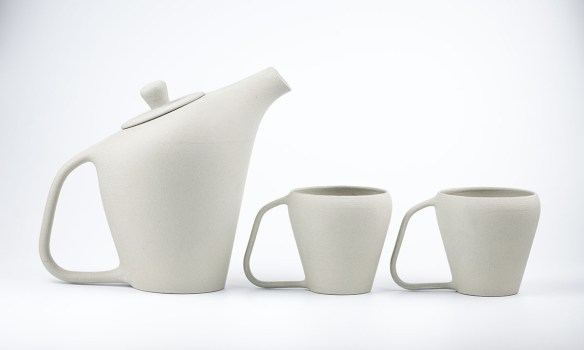 tea cup set 3d printed