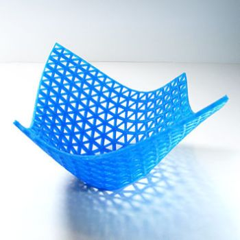 basket 3D printed