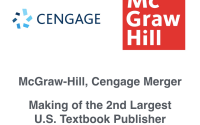 Cengage and McGraw-hill merger 2019 US