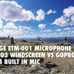 Best GoPro Hero4 external microphone