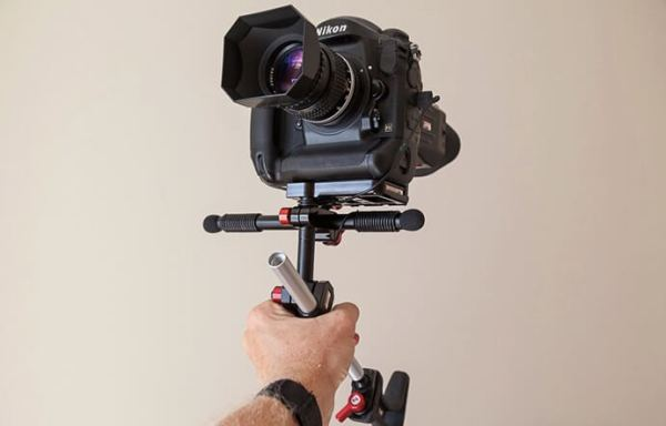 How to connect two external mics to a GoPro DSLR Zoom H1 H4N