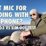 Best microphone for recording bird sounds with iPhone